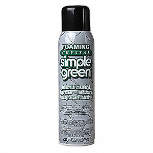 Non-Solvent Cleaner/Degreaser, 20 oz. Aerosol Can