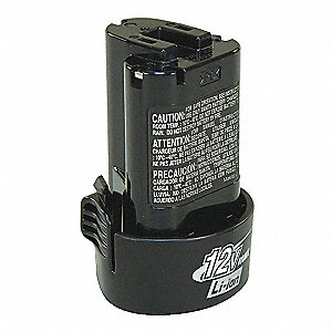 BATTERY 12V MAX LITH ION