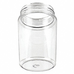 Globe,Polycarbonate Clear