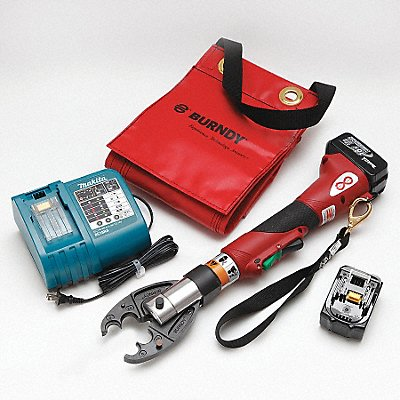 22P226 - Battery Operated Crimping Tool