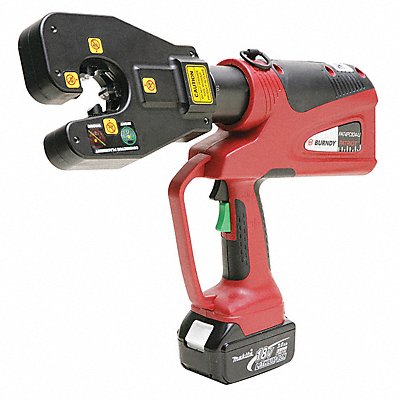 22P228 - Battery Operated 4 Point Crimping Tool
