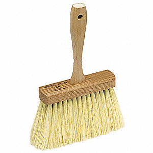 Masonry Brush, 6-1/2 x 1-3/4 x7/8 In, Wood