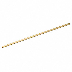 Concrete Placer Handle,54 x1-1/4 In,Wood
