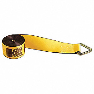 Winch Strap,30 ft. x 4 In.,5400 lb.