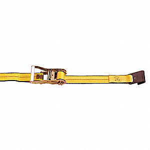 Tie-Down Strap,Ratchet,27ft x 2In,3335lb