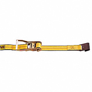 Tie-Down Strap,Ratchet,30ft x 2In,3335lb