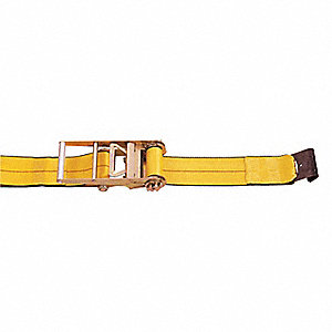 Tie-Down Strap,Ratchet,30ft x 4In,5400lb