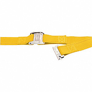 Logistic Cam Buckle Strap,12ftx2In,835lb