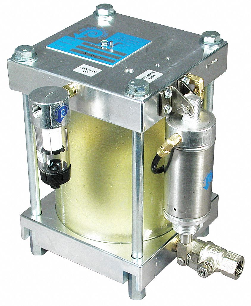 9 1/4 in x 10 1/2 in x 11 in Aluminum, Fiberglass Automatic Drain Valve with 1/2 in NPT Pipe Size
