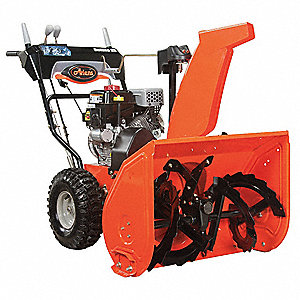 "Snow Blower, Clearing Path:  28"", Fuel Type: Gas, 14"" Auger Diameter"
