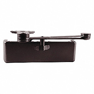 Hydraulic LCN 4111-Series Security Door Closer, Heavy Duty Interior and Exterior, Dark Bronze