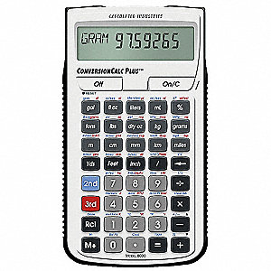 Conversion Calculator Plus,Portable,LCD