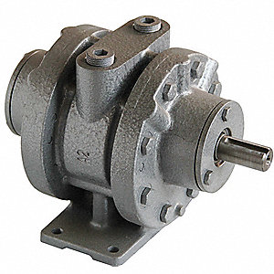 Air Motor,5.25 HP,175 cfm,2500 rpm