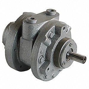Air Motor,4 HP,128 cfm,3000 rpm