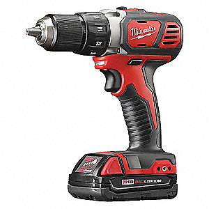 COMPACT DRILL M18 W/2 BATTERIES