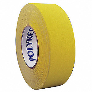 Gaffers Tape,11.5 mil,48mm x 50m,Yellow