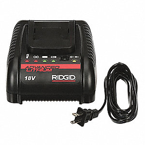Advanced Li Ion Battery Charger, 18V