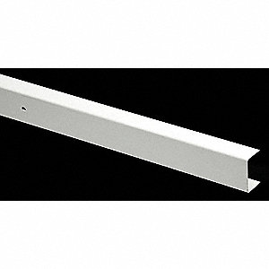 ARMSTRONG Ceiling Tile C Channel X White EA XJ - 1 x 2 ceiling tiles