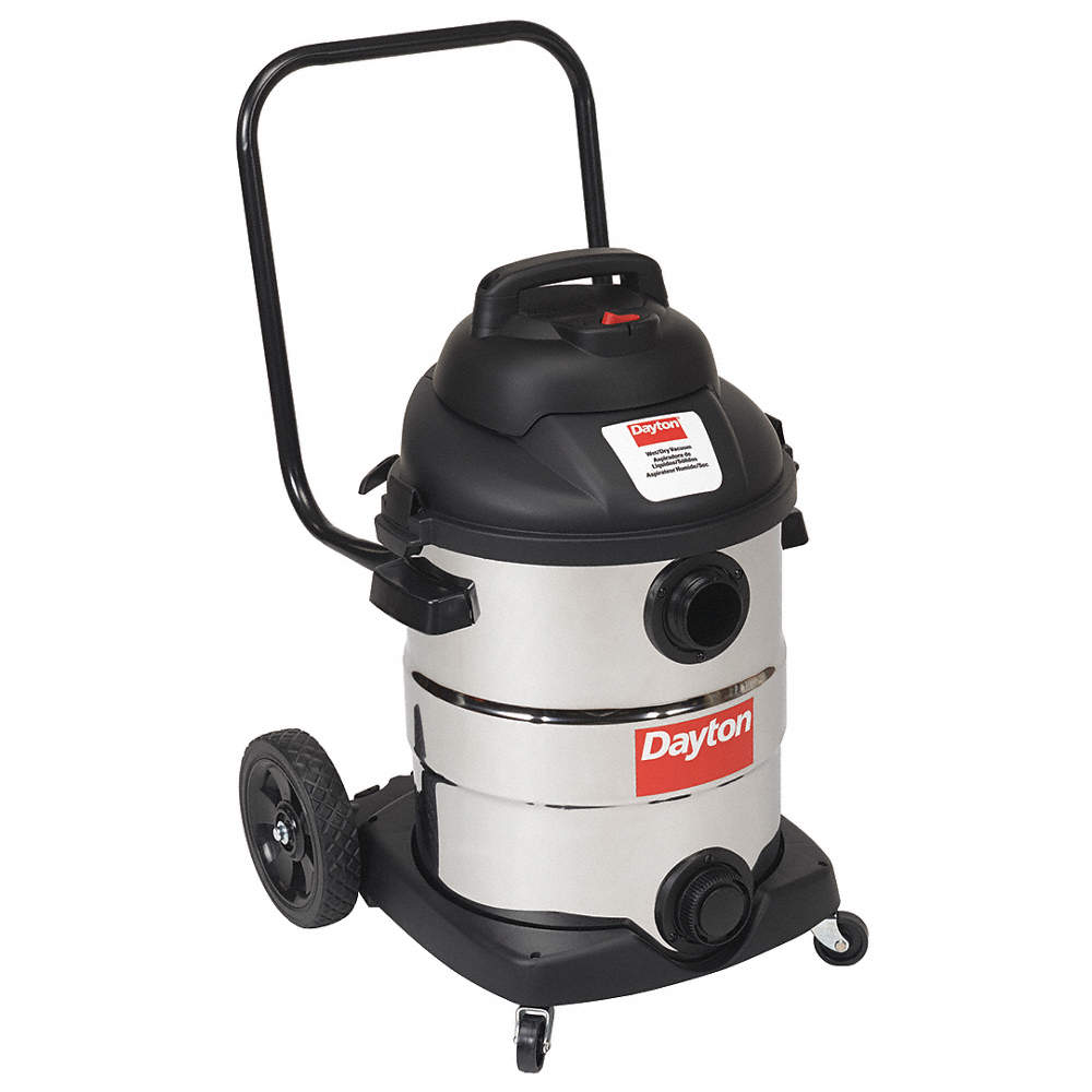 Dayton 10 Gal Industrial 2 Wet Dry Vacuum 85 Amps Standard Motors Home Page Zoom Out Reset Put Photo At Full Then Double Click