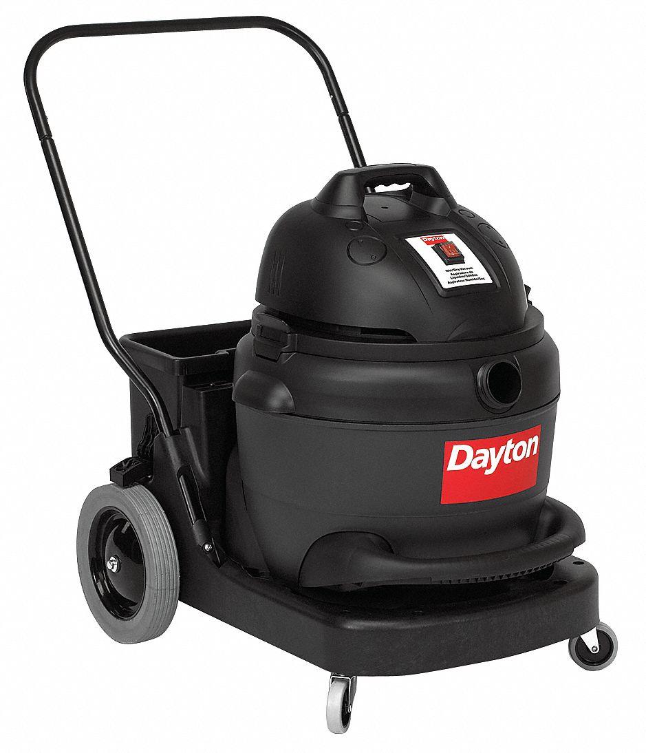 16 gal. Commercial Wet/Dry Vacuum, 120 Voltage