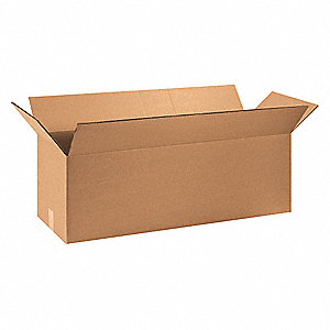 "Shipping Carton,2304 cu. in.,36"" L,PK15"
