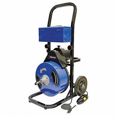 22XP38 - Drain Cleaning Machine 1/3 HP