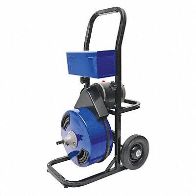 22XP39 - Drain Cleaning Machine 1/3 HP 1716rpm