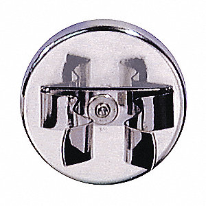 CLIP MAGNET NICKEL PLATED 22 LB