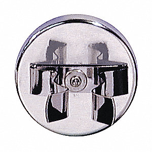 CLIP MAGNET NICKEL PLATED 38 LB