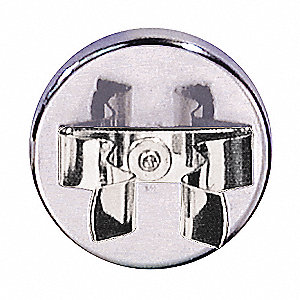 CLIP MAGNET STAINLESS STEEL 14 LB