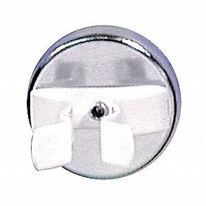 CLIP MAGNET WHITE CLAMP 22 LB