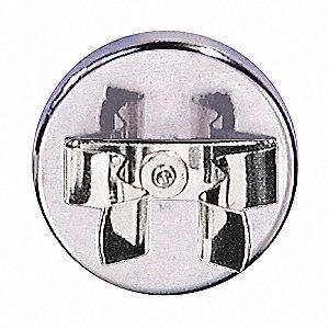 CLIP MAGNET ZINC PLATED 22 LB