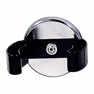 CLIP MAGNET BLACK VINYL 38 LB