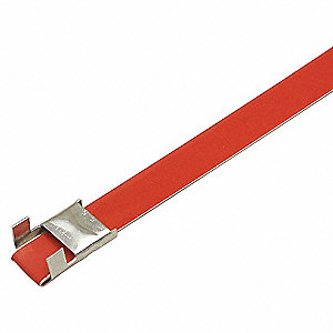 VCLIP BAND-FAST 1/2X68PO ROUGE