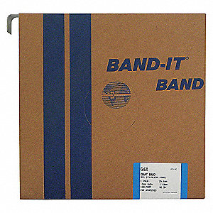 GIANT BAND, 201SS, .75INX100FT