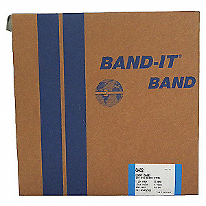 GIANT BAND, 201SS, 1.25IN X 100FT