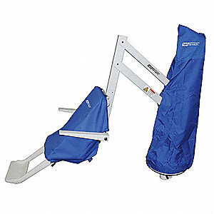 Mast and Seat Cover Package,Blue