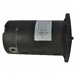 AC,1-Phase,1/3 HP,Motor for 4YKP5, 5PXF7
