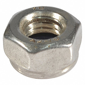 Self Lock Nut,3/8 Unc