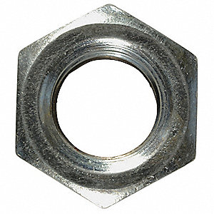 Hex Nut Zinc Plated,1/2-13 for 5ULP4