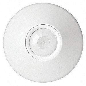 Ceiling Digital Cat5 Cable Motion Sensor475 sq ftPassive Infrared, Small MotionWhite
