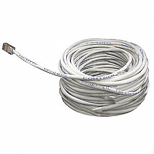 Control System Cable, 30 ft. For Use With Sensor Switch nLight Control System
