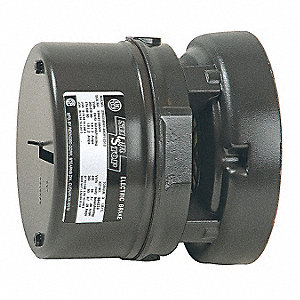 Rear End Mounting,3 Phase Motor Brake Kit,3 ft.-lb. Static Torque,230/460 Voltage