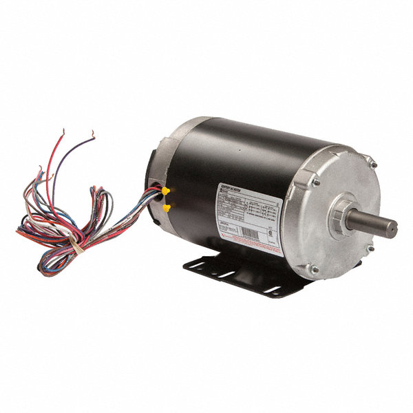 Century 2 hp belt drive motor 3 phase 1725 nameplate rpm for General motors extended warranty plans