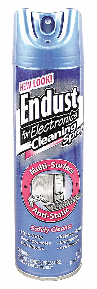 Anti-Static Cleaner, Recommended For Electronic Equipment