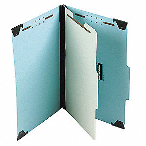 Hanging Classification Folders,Blue