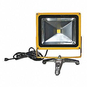FLOODLIGHT LED 30W PL W/ STAND