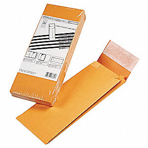 "Kraft Expandable Envelope, 5"" Height, 11"" Width"