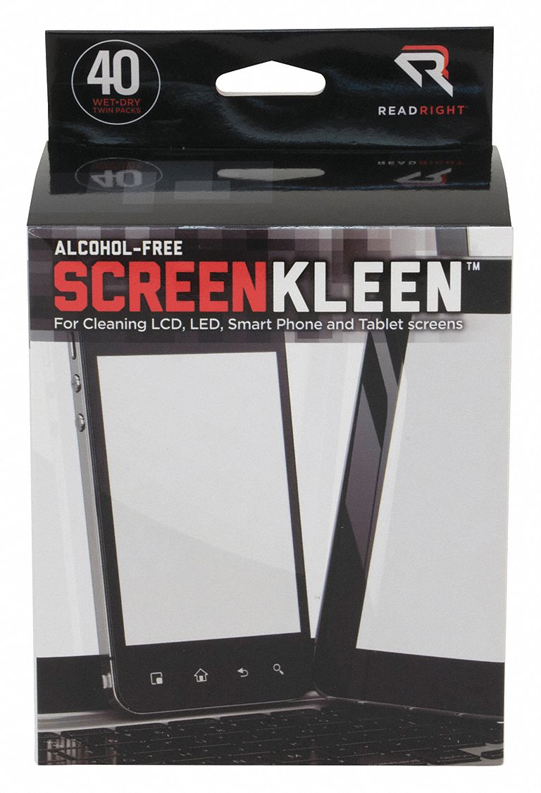 Screen Wipes, Recommended For Laptop,PDAS,Screens