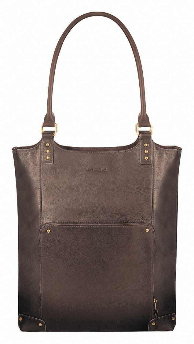 Solo Laptop Case (Espresso, Full-Grain Leather). Model: USLVTA8043